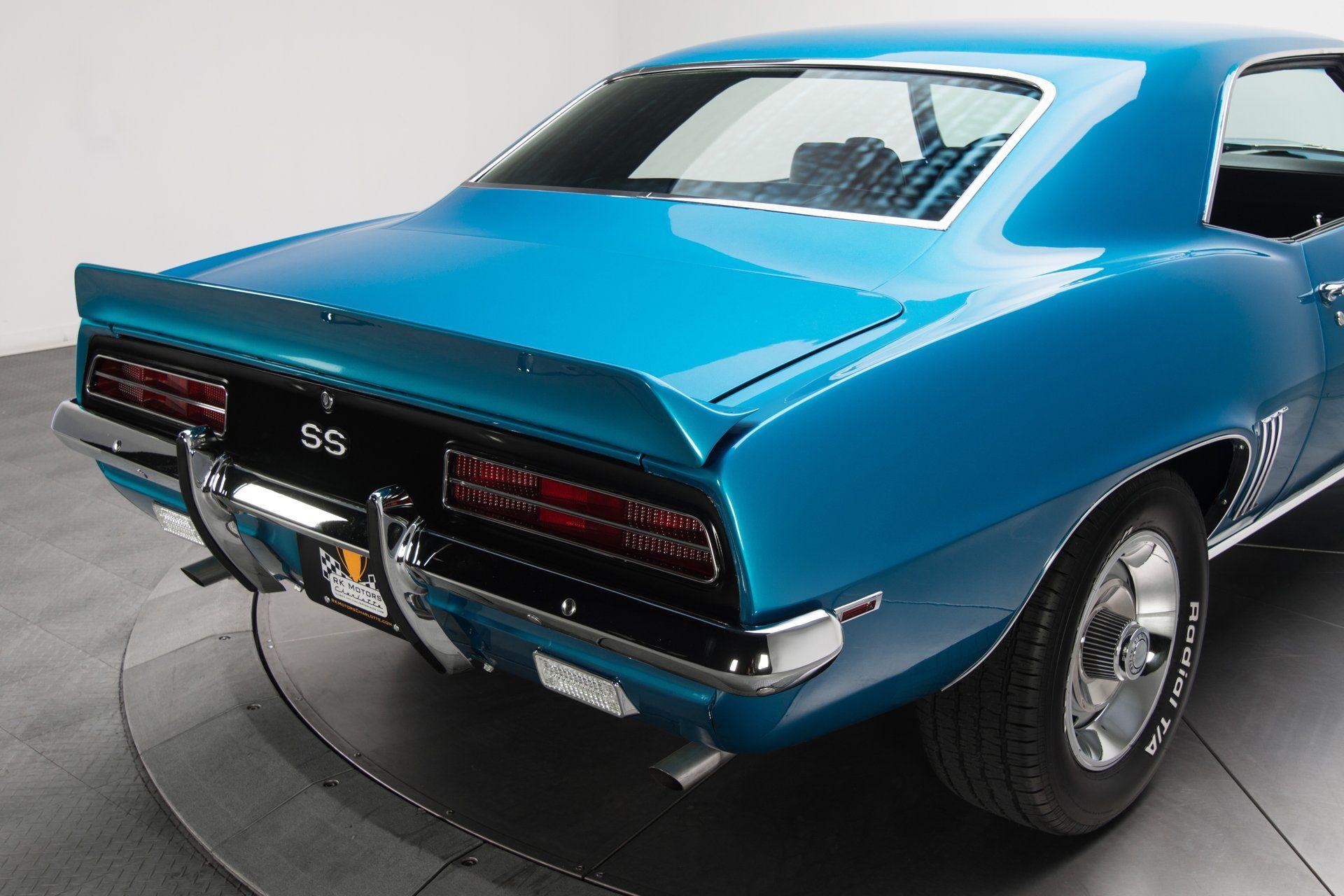135024 1969 chevrolet camaro rk motors classic cars and