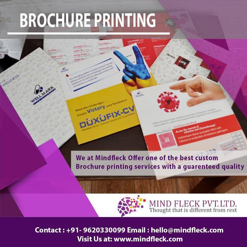 Brochure Printing Services In Jp Nagar Brochure Print Custom Brochures Brochure