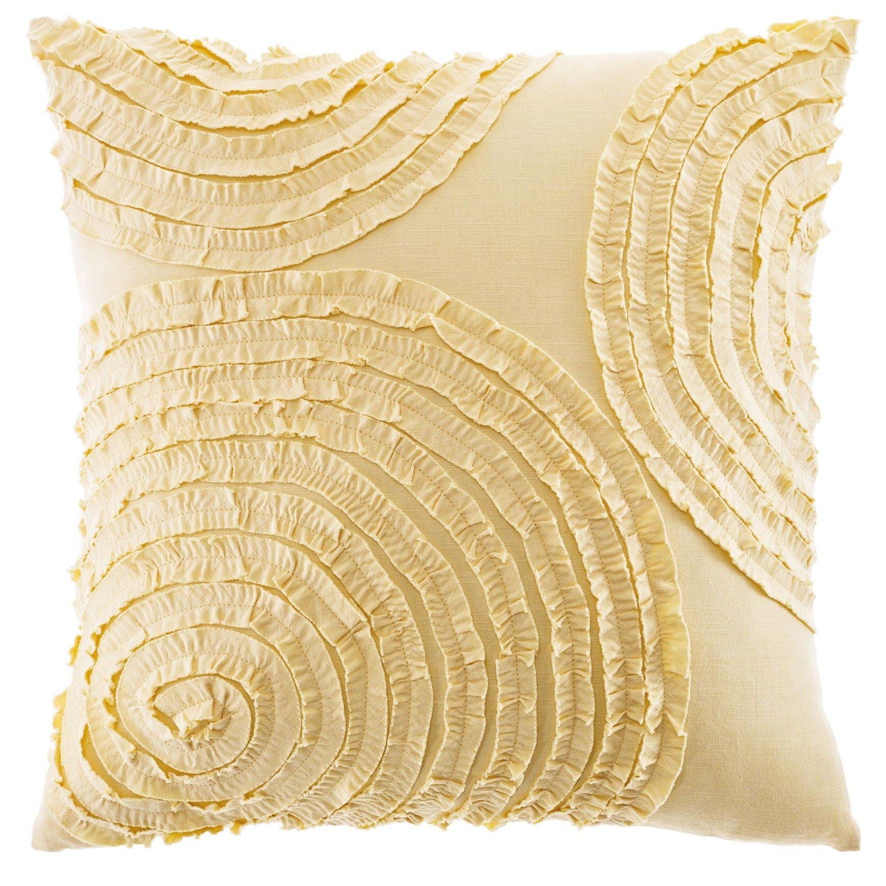 Under the Canopy Eternity Cotton Decorative Throw Pillow u0026 Reviews | Wayfair  sc 1 st  Pinterest & Under the Canopy Eternity Cotton Decorative Throw Pillow u0026 Reviews ...