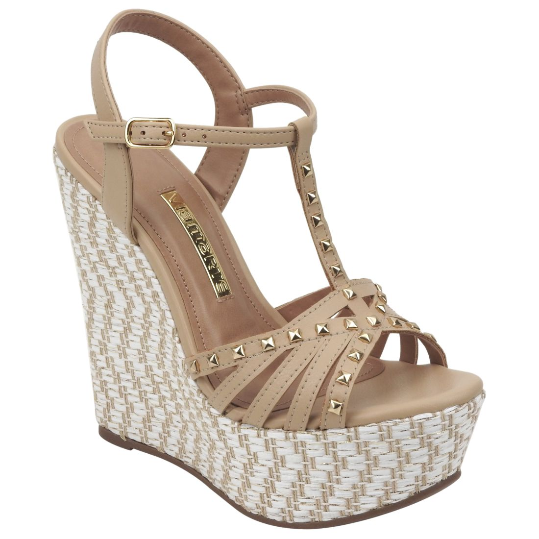 d25c5952 Sandália em sintetico 17-12102 | shoes..zapatos em 2019 | Sapatos ...