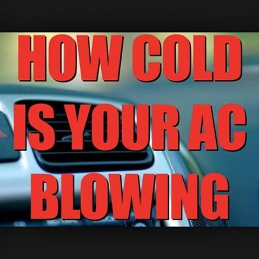 The Auto Shop Of Broward Has An Ac Special Going On Repairs Start