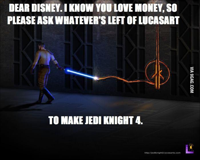 From a Star Wars Fan...