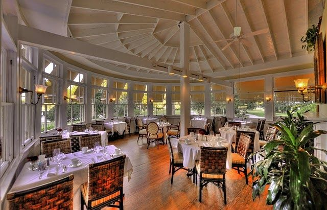 Riverview Lounge In The Grand Dining Room Is A Perfect