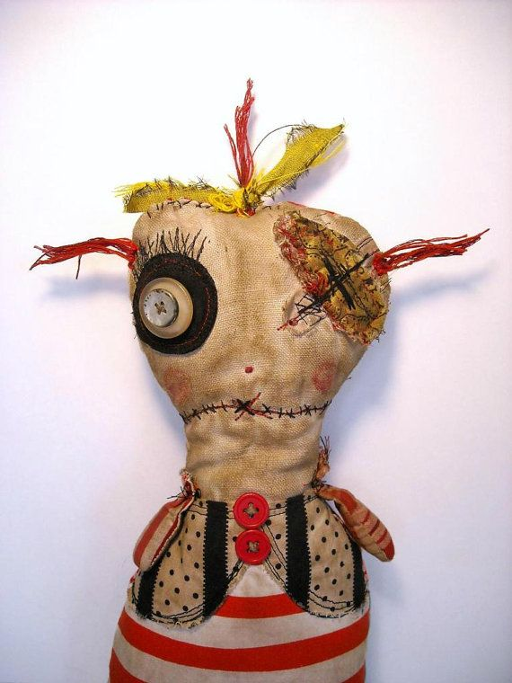 Junker Jane- one of the artists who inspired me to start creating my own softies =)  