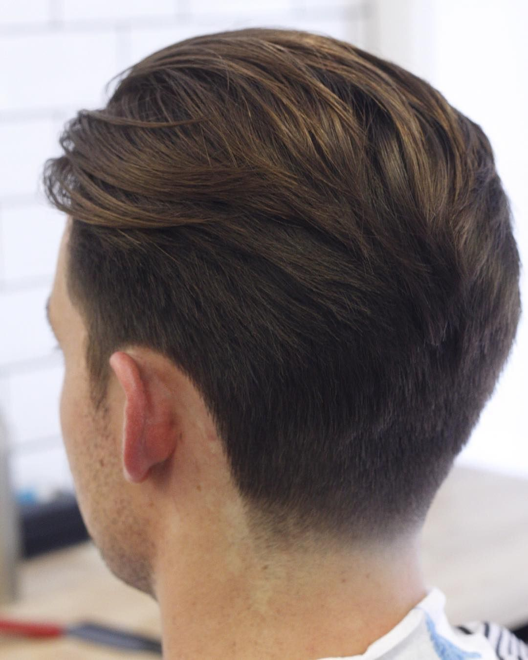 48+ Taper fade with straight hair ideas in 2021