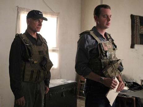 NCIS 11x04 Anonymous Was a Woman