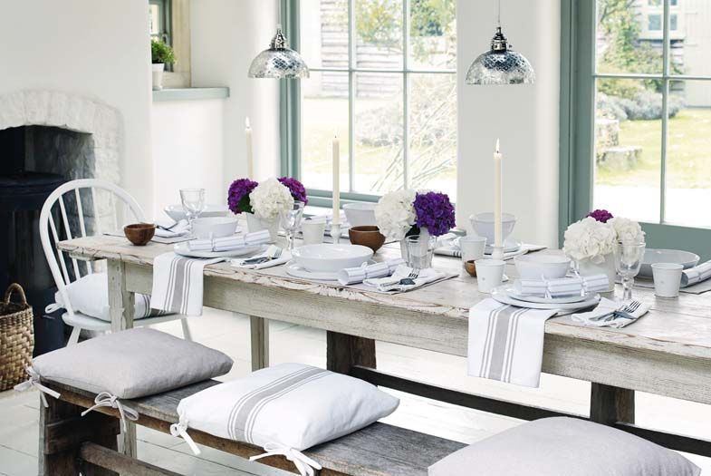 special dinner table settings - Google Search