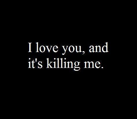 it certainly seems like that at times but mostly i'm living for you and hehehe <3 i'd be happy to die for her anyways
