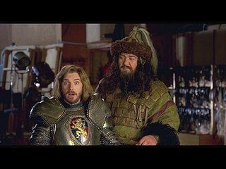 Night at the Museum: Secret of the Tomb: Knight at the Museum Featurette --  -- http://www.movieweb.com/movie/night-at-the-museum-secret-of-the-tomb/knight-at-the-museum-featurette
