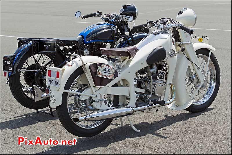 Gnome et rhone major 350 moto pinterest moto motos for Garage honda montlhery