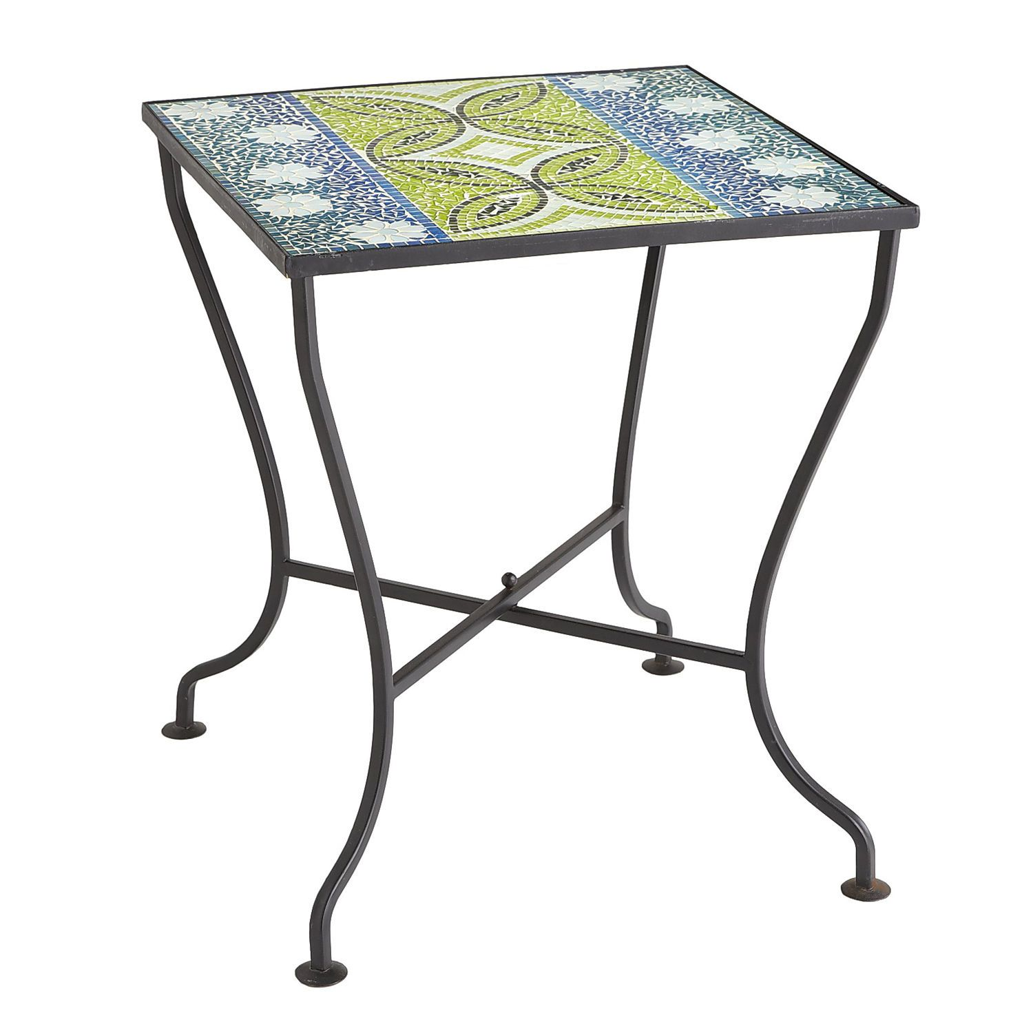 Lani Mosaic Accent Table Pier 1 Imports Mosaic Accent Table