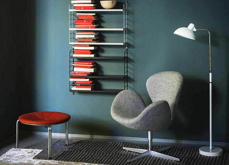 grey swan chair