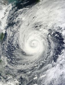 Vongfong (Western Pacific) | NASA