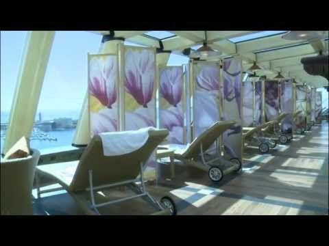 Video nave Costa Favolosa per scoprire i suoi interni ed esterni. Realizzato da www.liveboat.it il portale dedicato alle crociere