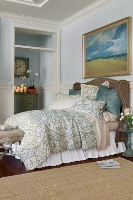 Vintage Inspired Bedding Sheet Sets Fine Linens Soft