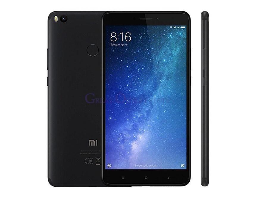Xiaomi mi max 2 644inch 4g lte smartphone fhd 4gb 64gb