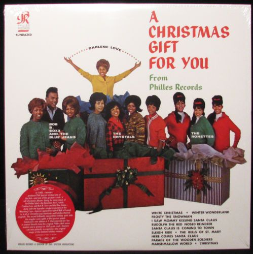 A Christmas Gift For You From Phil Spector.A Christmas Gift For You From Philles Records 180g Vinyl Lp