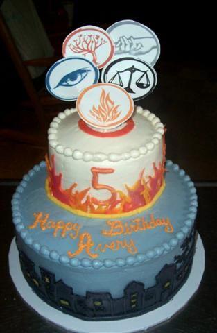 Divergent Cake Google Search