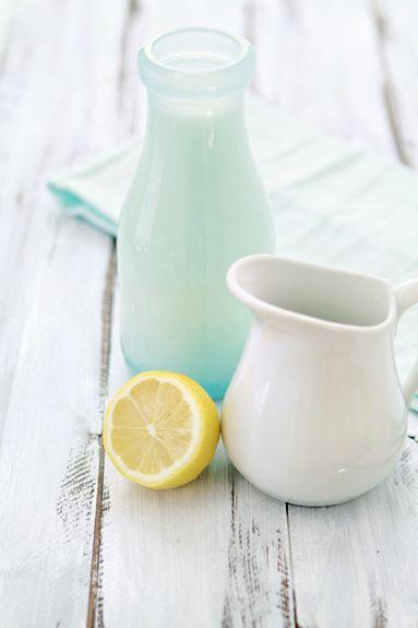 Buttermilk Substitutes Milk Just Under One Cup 1 Tablespoon White Vinegar Or Lemon Juice Pre Buttermilk Substitute Homemade Buttermilk Buttermilk