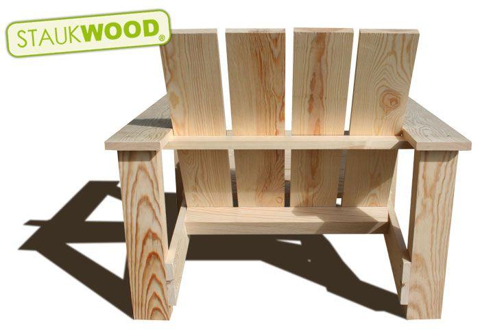 staukwood fauteuil arrière Cadeiras Pinterest