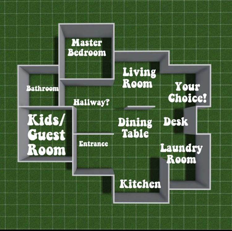 Layout For Bloxburg House House Layouts Sims House Design House Plans With Pictures House layout maker bloxburg