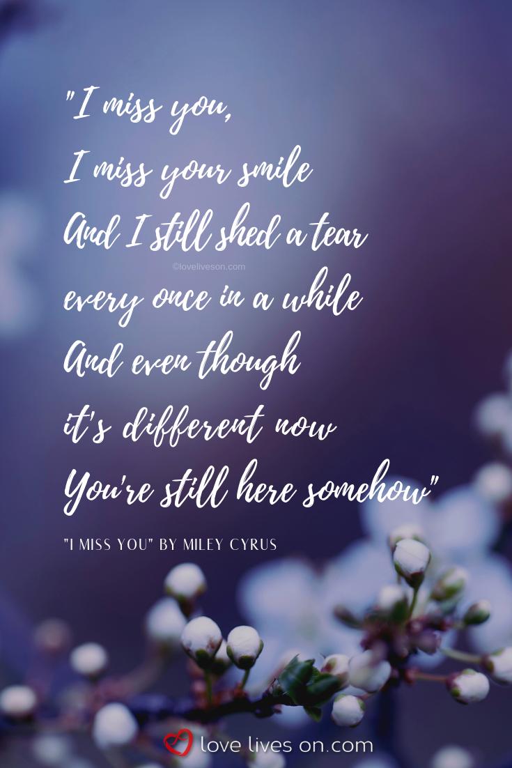 In heaven u missing Missing You