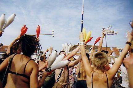 Parade - EJC 2003 Svendborg