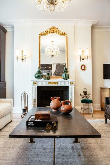 This Georgian Townhouse In Chicago Is An Antique Lover S Dream