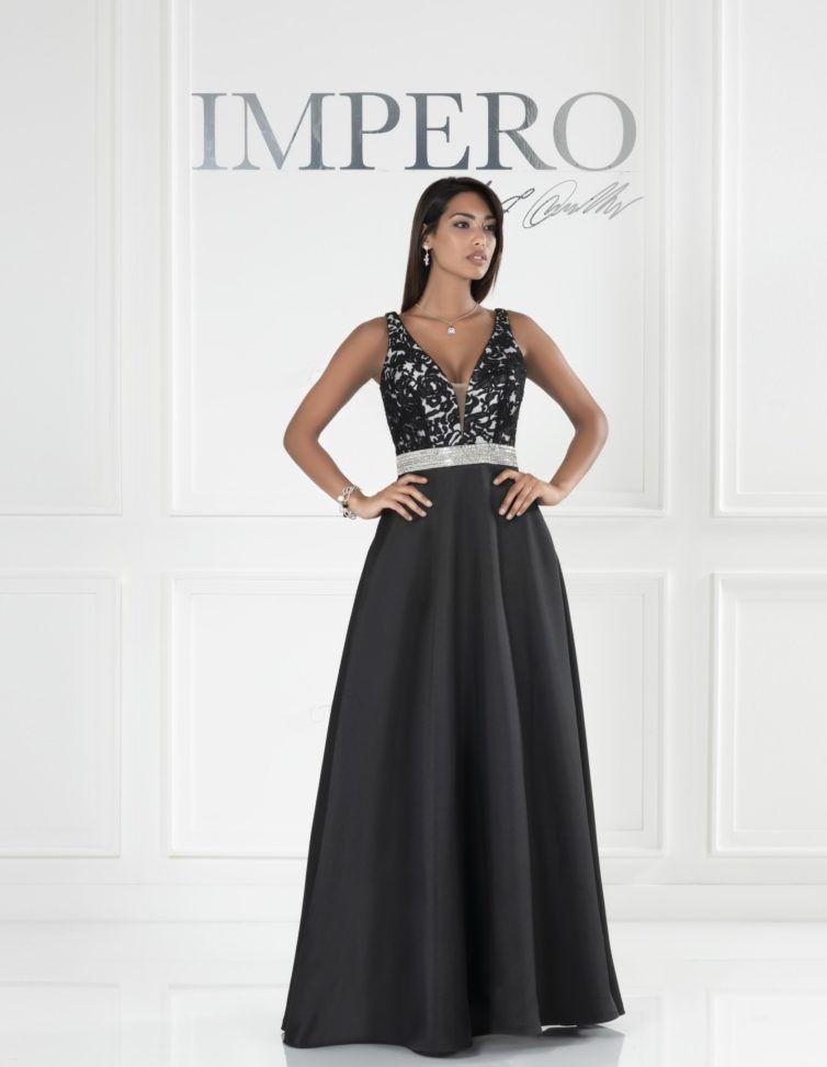 Abiti Da Sera Impero.Abito Cerimonia Impero Couture C0522 Impero Couture 2019 Abiti