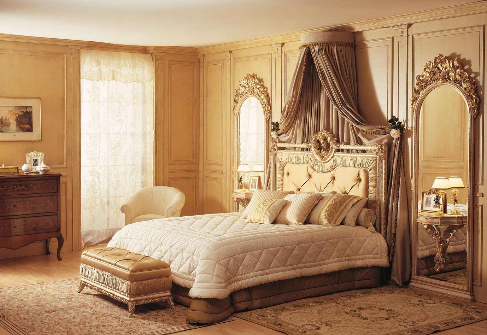 Mobili per camera da letto classica della versione Louvre | Luxury ...