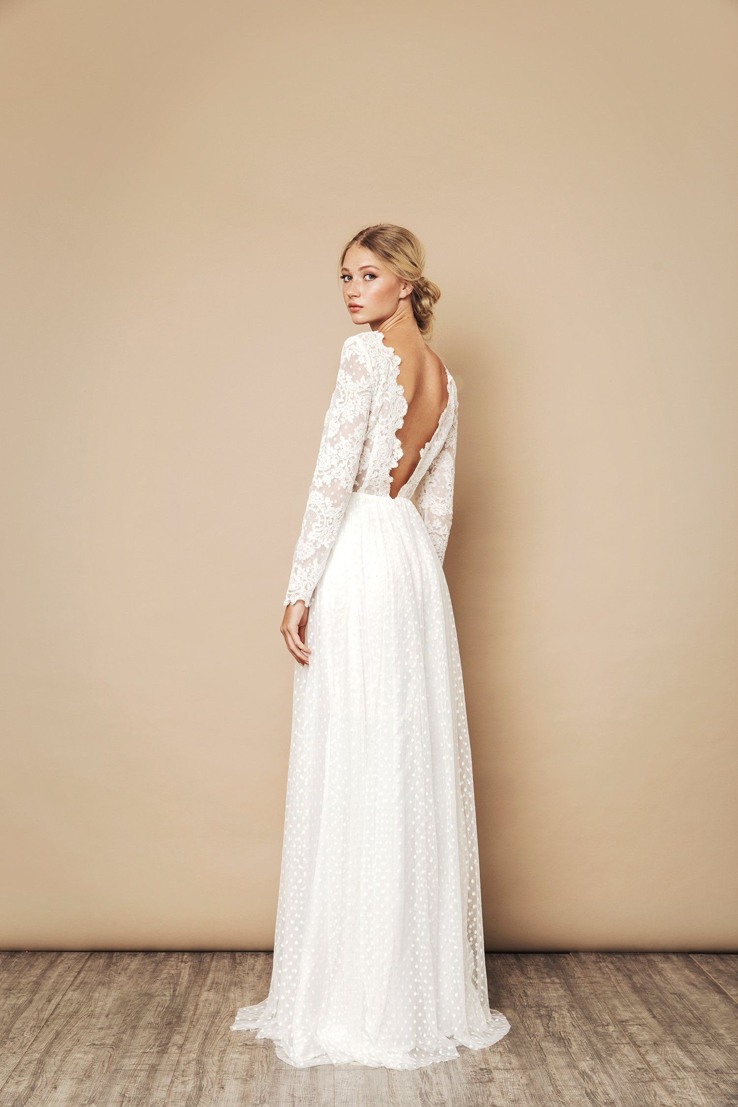 Hochzeitskleid Spitzenärmel Ida Sjostedt Coming Soon Beautiful Wedding Dresses