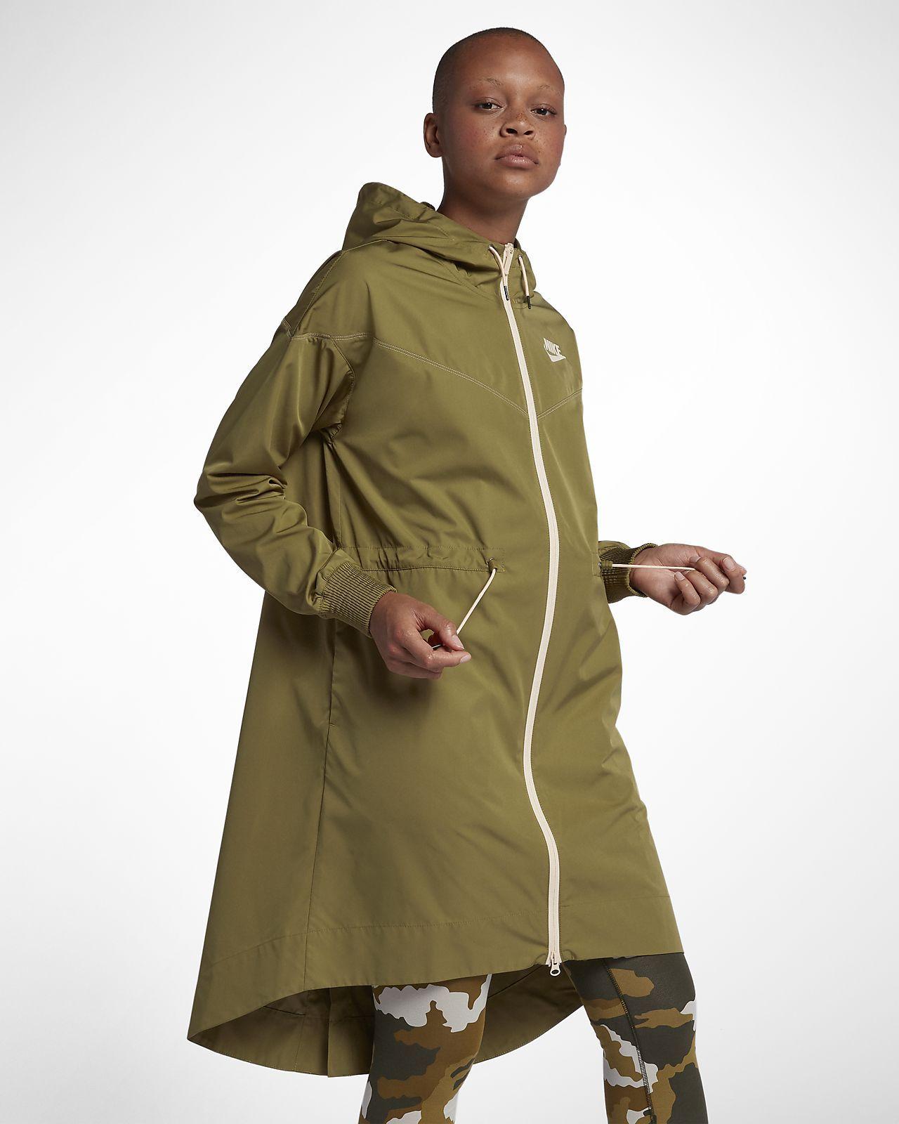 Nike Women s Jacket Sportswear Shield Windrunner  8354e7b27
