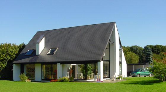 XVDH architect Xavier van der Heyden Entre deux pentes Nouvelle
