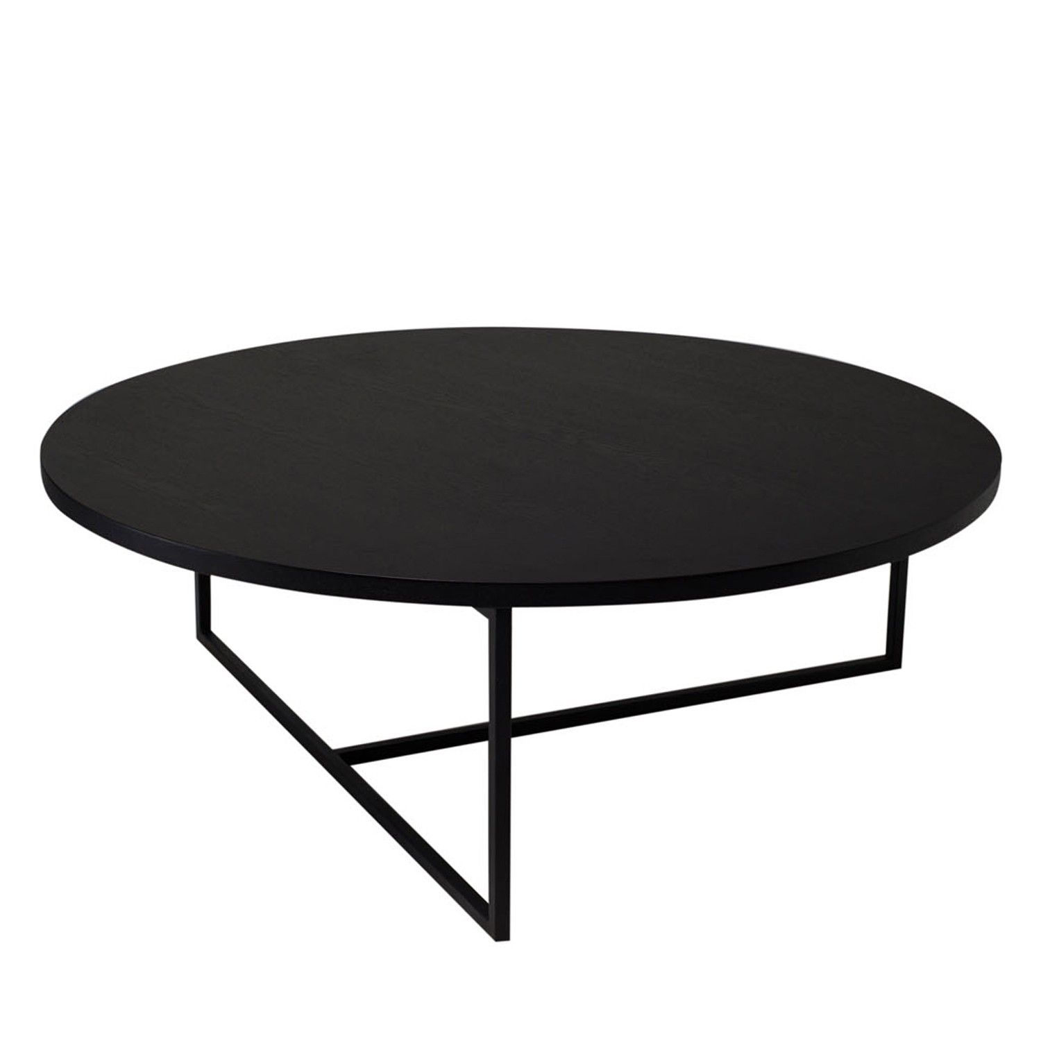 Round Contemporary Coffee Table Dolf Round Coffee Table By Urbn Yliving End Tables In