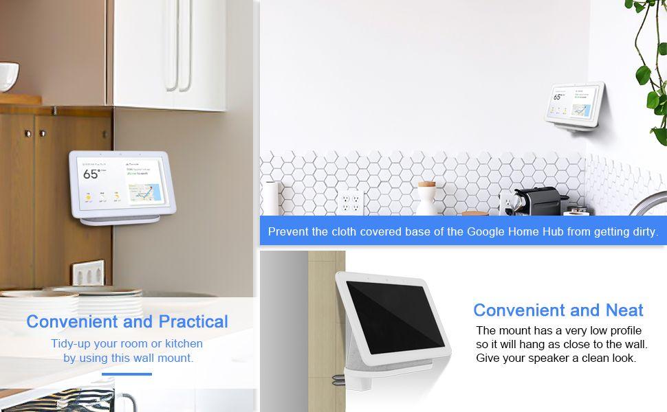 19++ Google home hub wall mount ideas