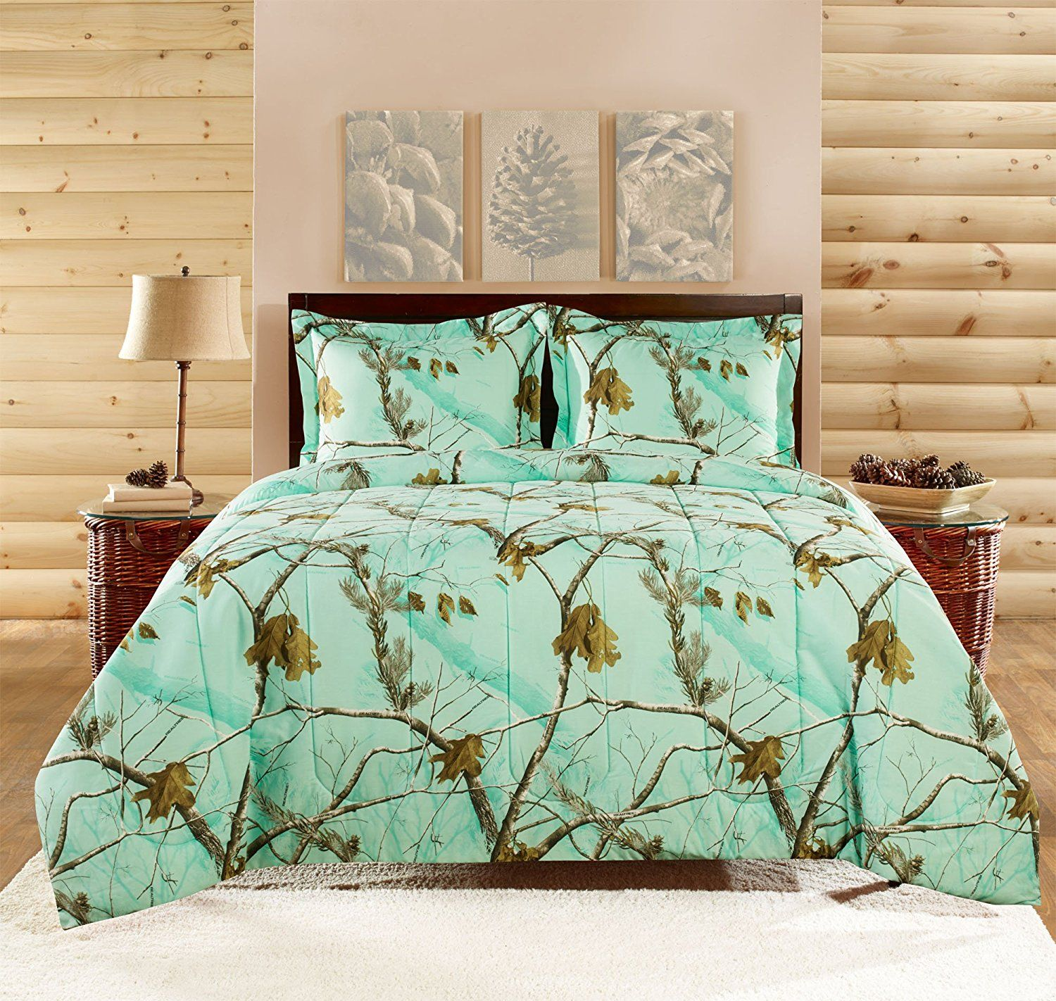 free bath product bedding laural sets shipping today home comforter rustic overstock cabin cabins