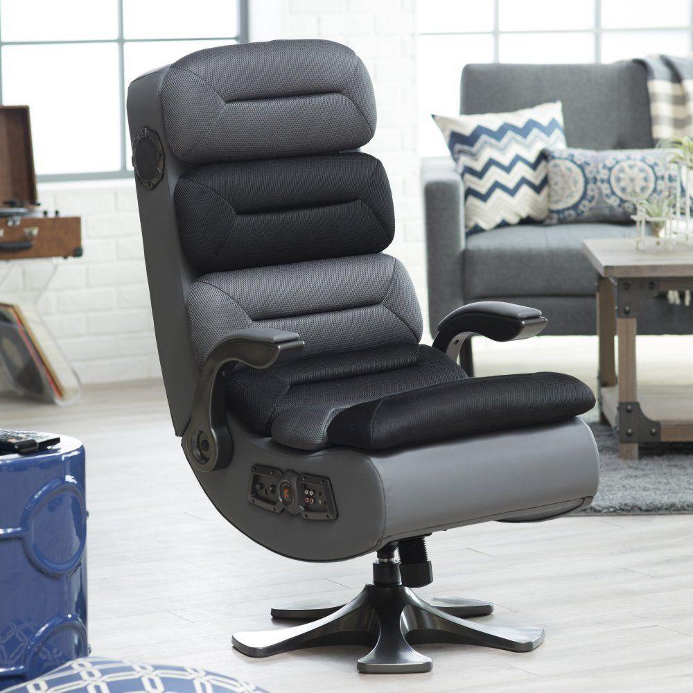 Ace Bayou X Rocker Pro II 2.1 BT Wireless Video Game Pedestal Rocker   Video  Game Chairs At Hayneedle