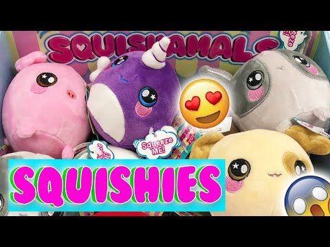 Squishamals And HELLO SANRIO Squishies At Target NEW