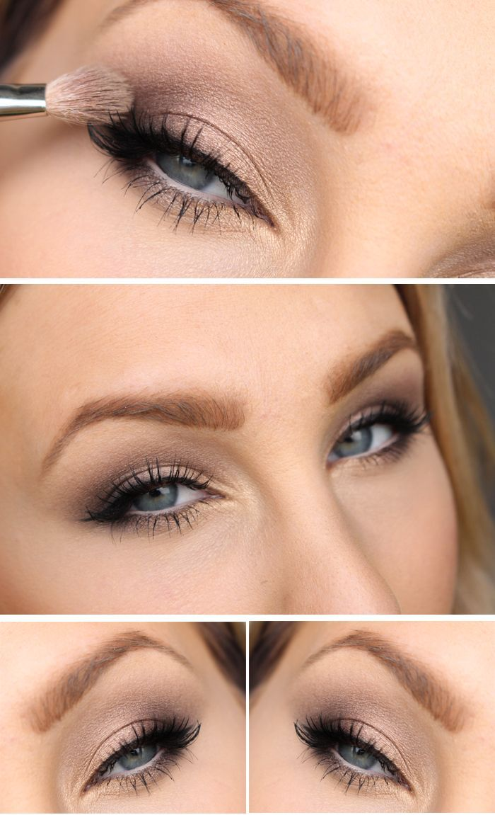 how to apply an eyeshadow - step by step tutorial | eye makeup