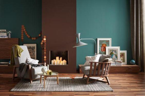 24 Wandfarben Palette Schoner Wohnen