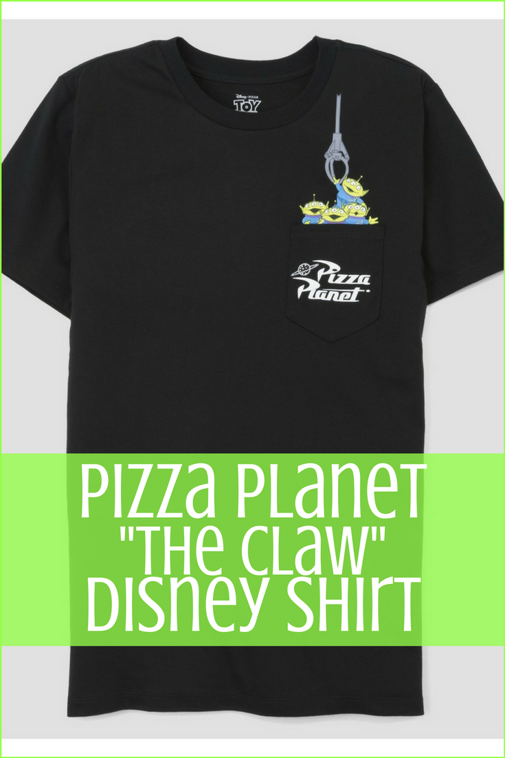 "de784340 Pizza Planet ""The Claw"" Disney Shirt #Ad | Toy Story | Disneyland | Pixar |  Walt Disney World"