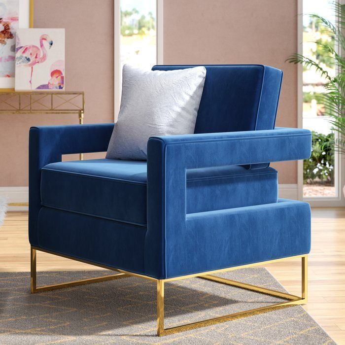 Canterbury Armchair Furniture Accent Chairs Armchair