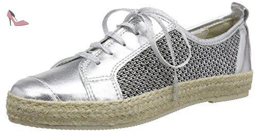sneaker tamaris silber