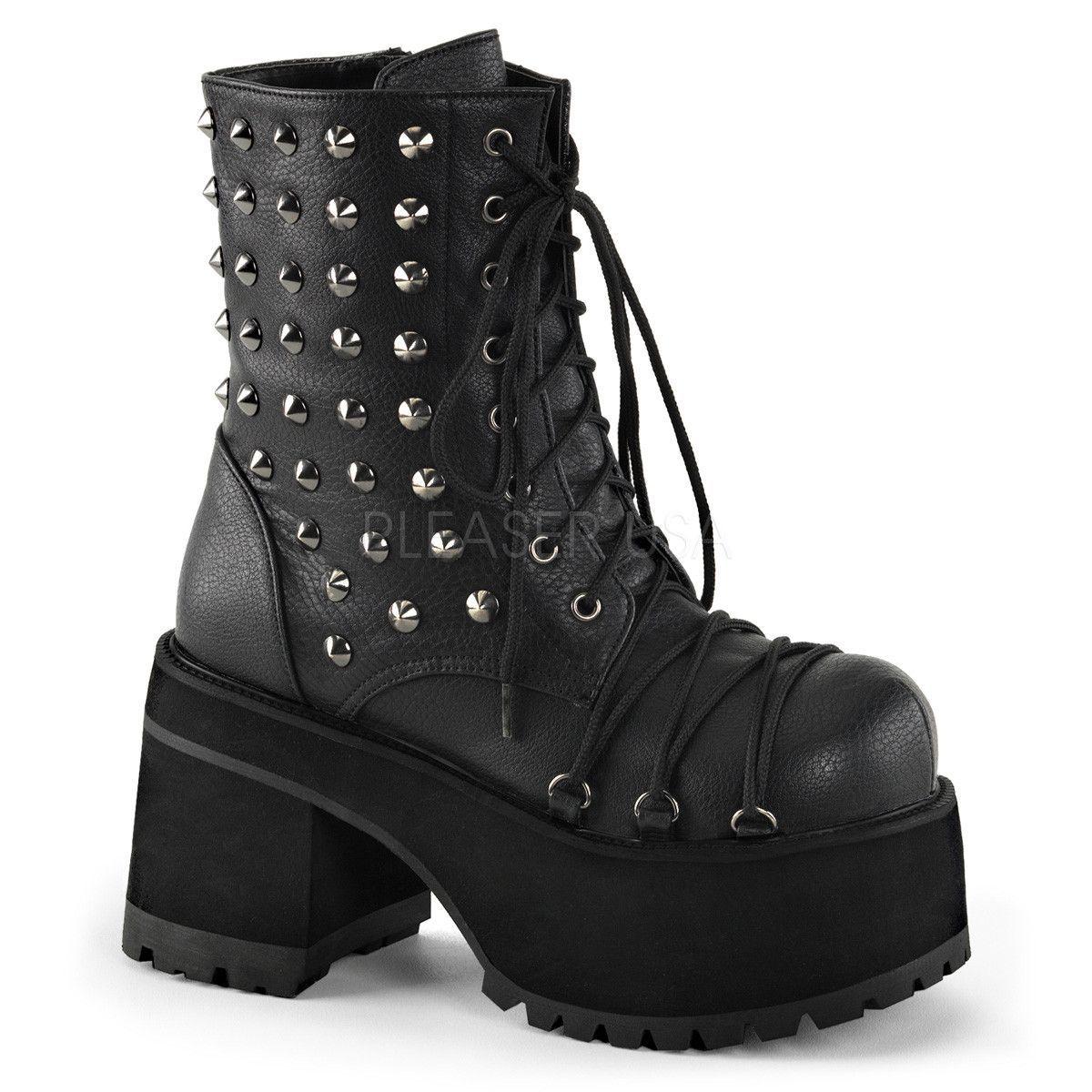 Demonia Ranger 208 Ankle Boot (Women's) KP2OnEHEo