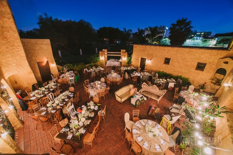 Curtiss Mansion And Other Beautiful Miami Springs Wedding Venues Detailed Info Prices Photos For Florida Reception Locations