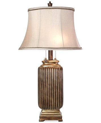 Macys Table Lamps Magnificent Stylecraft Winthrop Finish Table Lamp  Macys  Lighting  Pinterest Review