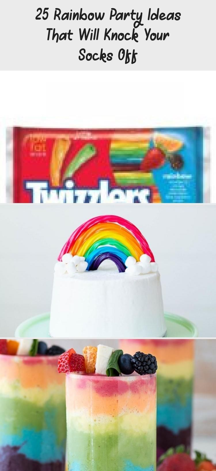25 Rainbow Party Ideas That Will Knock Your Socks Off