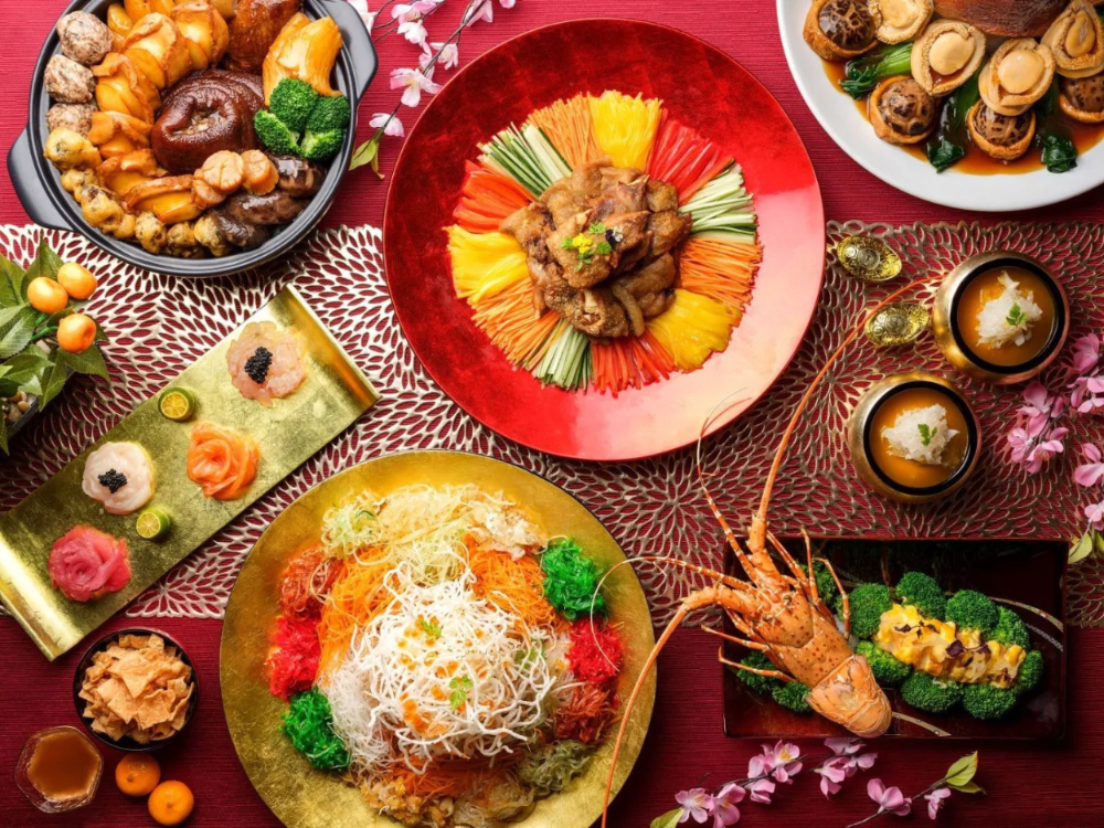 24 Best Restaurants To Book For Chinese New Year Reunion Dinners In 2020 Avenue One In 2020 New Years Appetizers New Years Eve Food New Years Dinner