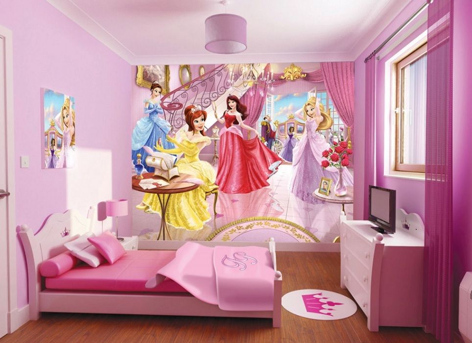 Barbie Room Design Idea For Girls Id919 Girls Bedroom Interior