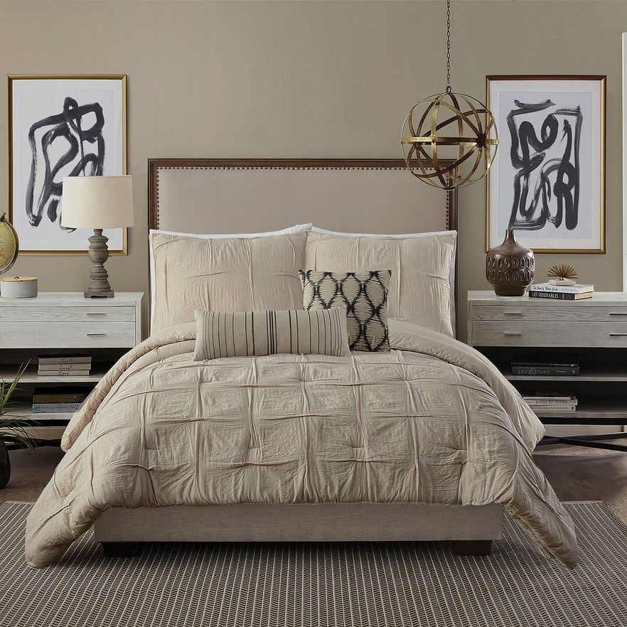 Ayesha Curry Natural Instincts Comforter Set